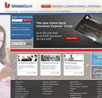 unionbank.com screenshot