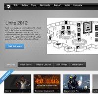 unity3d.com screenshot