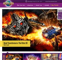 universalstudioshollywood.com screenshot