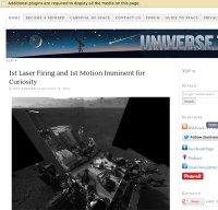 universetoday.com screenshot