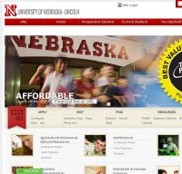 unl.edu screenshot