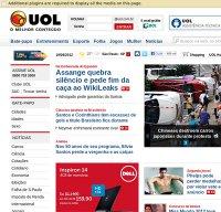 uol.com.br screenshot