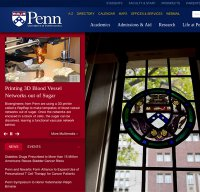 upenn.edu screenshot