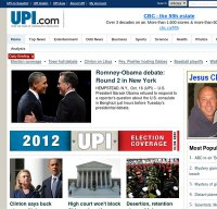 upi.com screenshot