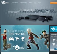 uplay.ubi.com screenshot