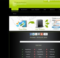 uploadmirrors.com screenshot