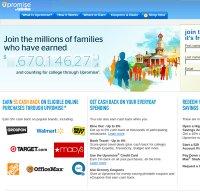 upromise.com screenshot