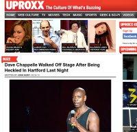 uproxx.com screenshot