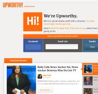 upworthy.com screenshot