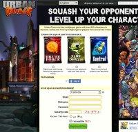 urban-rivals.com screenshot