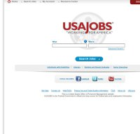 usajobs.gov screenshot