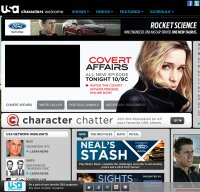 usanetwork.com screenshot