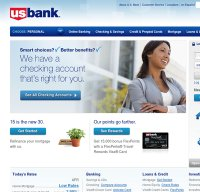 usbank.com screenshot