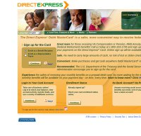 usdirectexpress.com screenshot