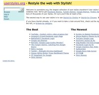 userstyles.org screenshot