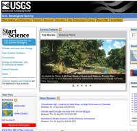usgs.gov screenshot