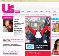 usmagazine.com screenshot