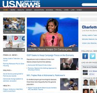 usnews.com screenshot