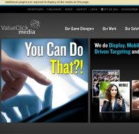 valueclickmedia.com screenshot