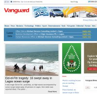 vanguardngr.com screenshot