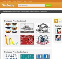 vecteezy.com screenshot