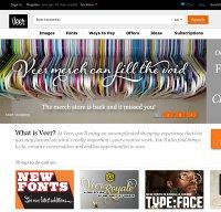 veer.com screenshot