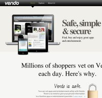 vend-o.com screenshot