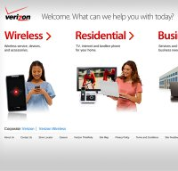verizon.com screenshot