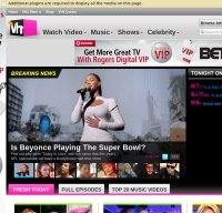 vh1.com screenshot