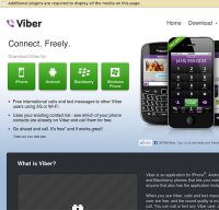 viber.com screenshot