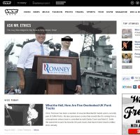 vice.com screenshot