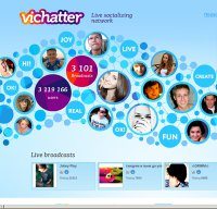 vichatter.com screenshot
