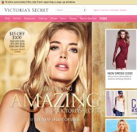 victoriassecret.com screenshot