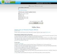 vidbux.com screenshot