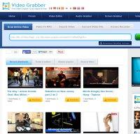 videograbber.net screenshot