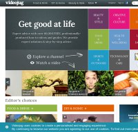 videojug.com screenshot