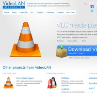 videolan.org screenshot