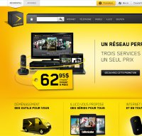 videotron.com screenshot