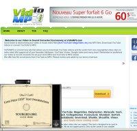 vidtomp3.com screenshot