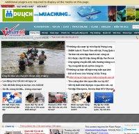 vietnamnet.vn screenshot