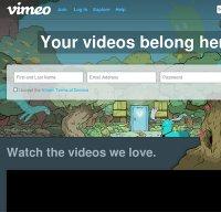 vimeo.com screenshot