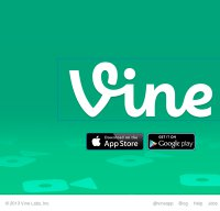 vine.co screenshot