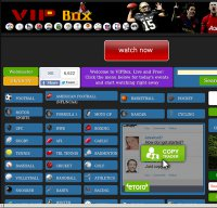 vipbox.tv screenshot