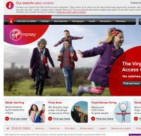 virginmoney.com screenshot