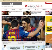 vivanews.com screenshot