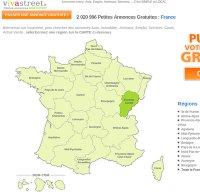 vivastreet.fr screenshot