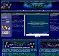 vizzed.com screenshot