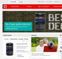 vodafone.nl screenshot