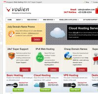 vodien.com screenshot