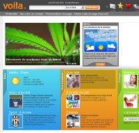 voila.fr screenshot